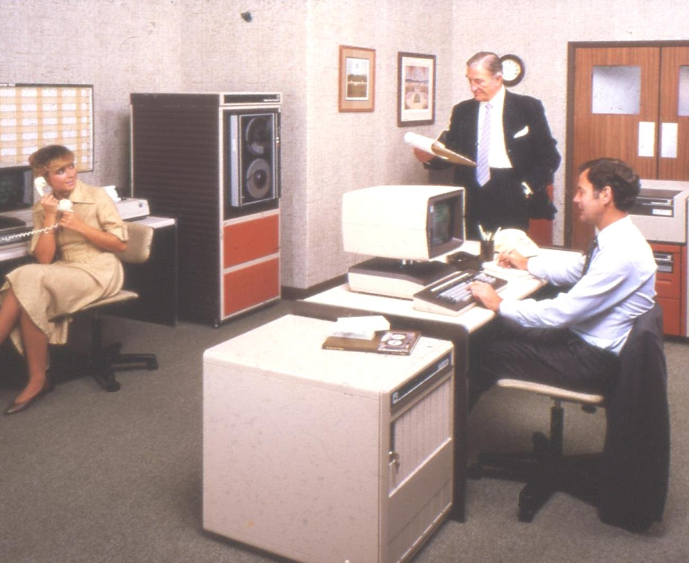ICL System 25 1980s VME system